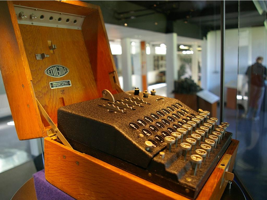 Криптираща машина Енигма